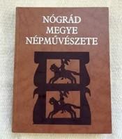 Nógrád megye népművészete - Ritka!