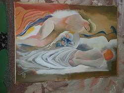 Kvalitasos nagymeretű festmény eladó
