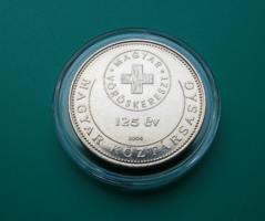 2006 - 125 éves a Magyar Vöröskereszt - 50 Forint  forgalmi érme emlékváltozata