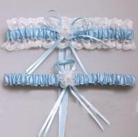 Esküvői, menyasszonyi harisnyakötő szett ES-HK25-1k