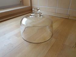 Üvegbura sajtbura 16,5 cm