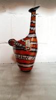 Gorka Géza ritka madár váza