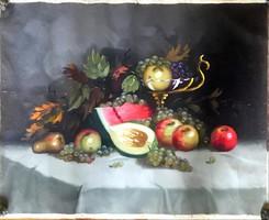 Gyümölcs csendélet
