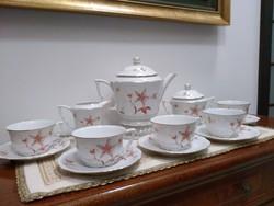 1926-os Zsolnay teás készlet