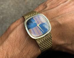 Full gold longines watch!