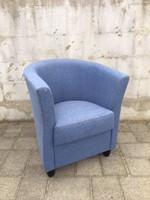 Új, minőségi fotel, gyapjú szövetű