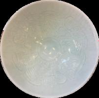 Porcelán tál, Song dinasztia, 1127-1279