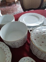 Antique rosenthal rosa classik 30-piece tableware for 6 people