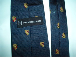 Porsche selyem nyakkendő