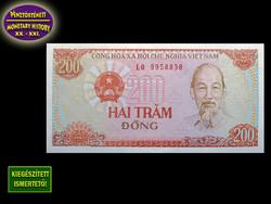 UNC - 200 DONG - VIETNAM - 1987