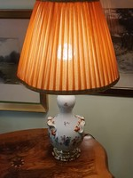 Herendi lámpa, keleti mintával.