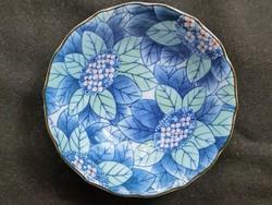 Vintage arita Juzan Gama japán porcelán tálka, csésze
