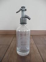 2 dl-es szódásüveg