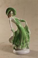 Porcelán balerina 436