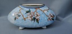 Japán Satsuma porcelán váza .Alkudható!