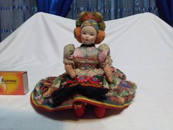 Old matyo baby, toy doll