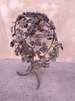Huge wrought iron stand, candle holder