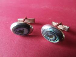 Pearl silver cuff (200807)
