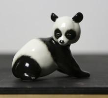 Porcelain panda