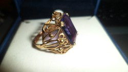 Mint 14k gold ring