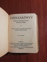 Régi református énekeskönyv