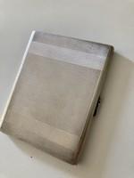 Ezüst cigarettatárca Sterling ezüstből ,  925-ös ezüsttartalommal