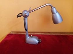 Unique, special workshop lamp