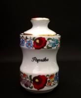 Original hand painted Kalocsa spice rack (paprika) 2.