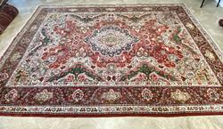 Iran Patina Tabriz perzsaszőnyeg 385x285cm
