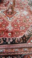 Mokett silk velvet rug, tablecloth 196 * 154 cm