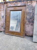 Régi antik tükör