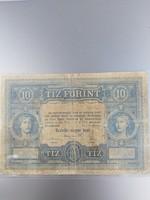 1880 10 forint/gulden (141 éves)