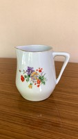 Ravenhouse showcase floral pouring small jug milk pouring cream collector
