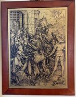 About a forint - albrecht dürer - is the Jesus carrying the cross
