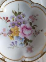 Royal crown angol porcelán tálka