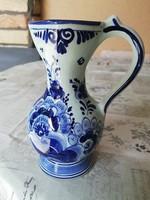 Delft Holland porcelán kis kancsó