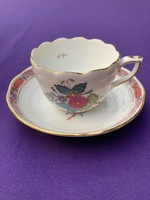 Herend apponyi pattern coffee cup 02