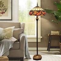 Tiffany lamp standing