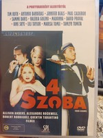 4 Room-madonna, tim roth, banderas- hungarian novelty immaculate dvd