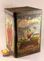 Antik Szegedi paprikás doboz 552