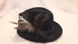 Régi vadász kalap