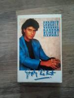Gergely Róbert audio kazetta az 1990-es évekből