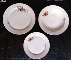 3szor 5 darabos tányér alföldi