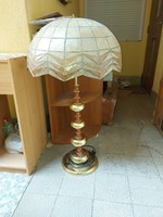 90 Centis floor lamp, the bulb is tiffany in nature, it has only five holes