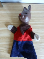 Retro puppet figure
