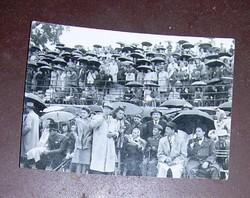 Murati lily, rácz vali, etc. József Tiszavölgyi vintage press photo