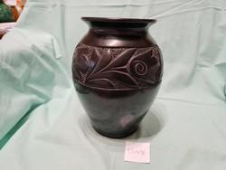 Ceramic vase 20 cm