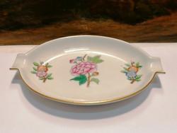 Herend porcelain ashtray
