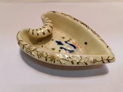 Zsolnay porcelain ashtray