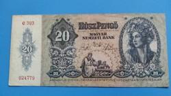 20 pengő 1941